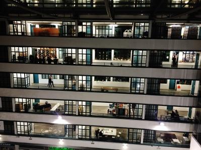 PMQ Hong Kong view people